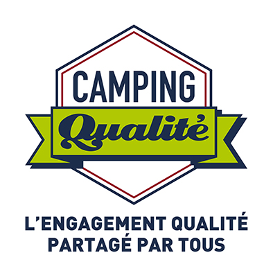 [Translate to Allemand:] Logo du label camping qualité
